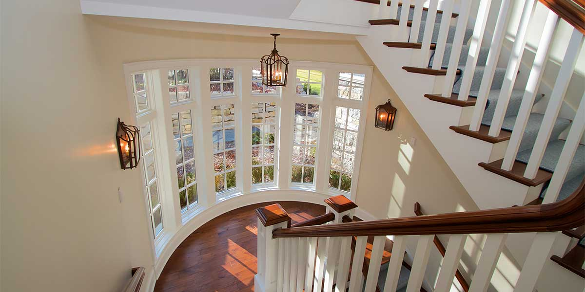 Luxury Staircase Paint